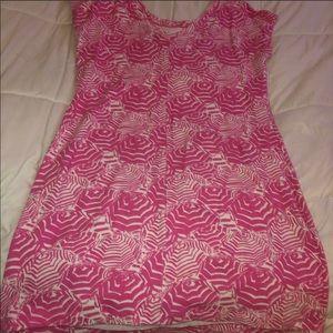 Lilly Pulitzer Dress...GUC XL